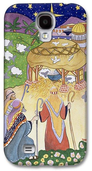 The Three Shepherds Galaxy S4 Case by Tony Todd