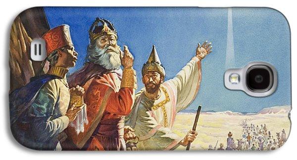 The Three Wise Men  Galaxy S4 Case