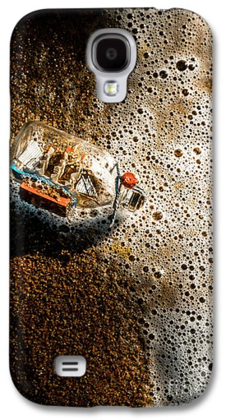 The Tide And Its Takers Galaxy S4 Case by Jorgo Photography - Wall Art Gallery