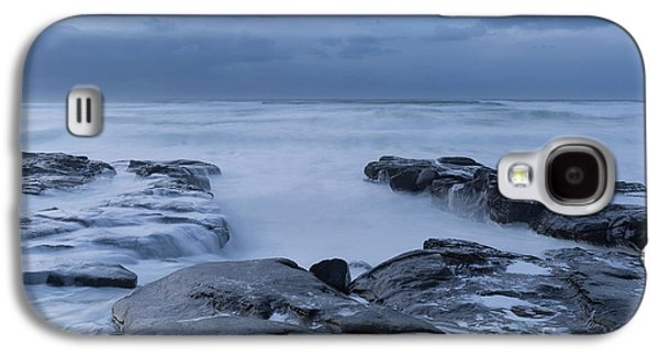 The Time To Stare At The Ocean Galaxy S4 Case