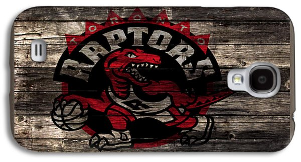 The Toronto Raptors 2b Galaxy S4 Case by Brian Reaves