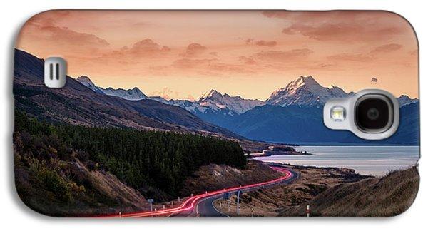 The Tourist Trail Galaxy S4 Case by Kumar Annamalai