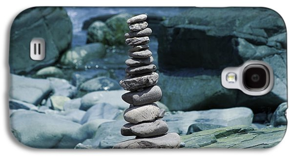 The Tranquil Zen Zone Galaxy S4 Case by Betsy Knapp