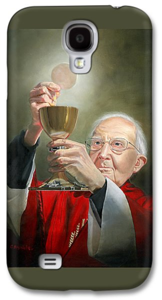 The Transubstantiation Galaxy S4 Case by Cecilia Brendel