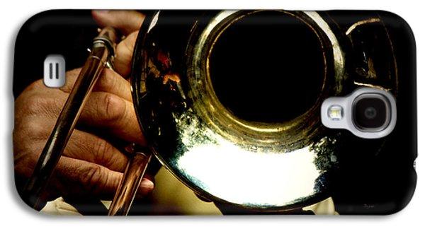 Trombone Galaxy S4 Case - The Trombone   by Steven Digman