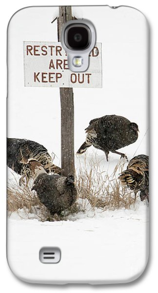 The Turkey Patrol Galaxy S4 Case