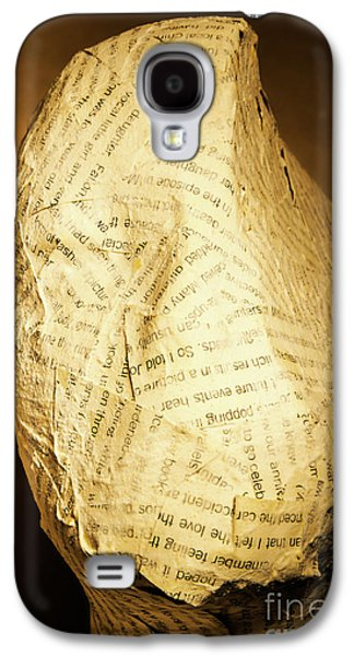 The Unfinished Story Galaxy S4 Case by Jorgo Photography - Wall Art Gallery