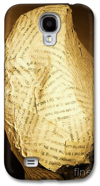 The Unfinished Story Galaxy S4 Case