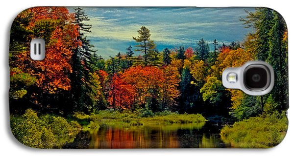 The Upper Branch Of The Moose River Galaxy S4 Case by David Patterson