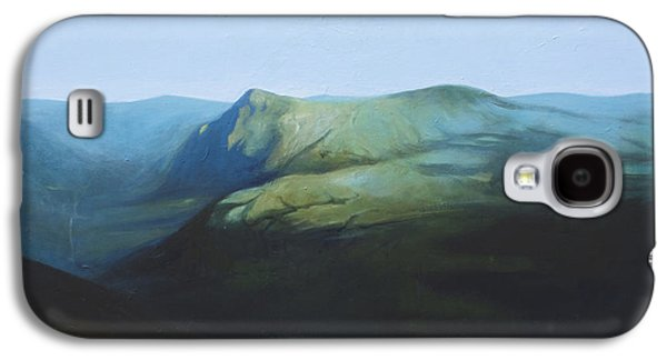 The View From Mount Tron Galaxy S4 Case by Lin Petershagen