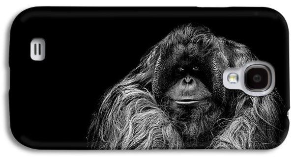 The Vigilante Galaxy S4 Case by Paul Neville