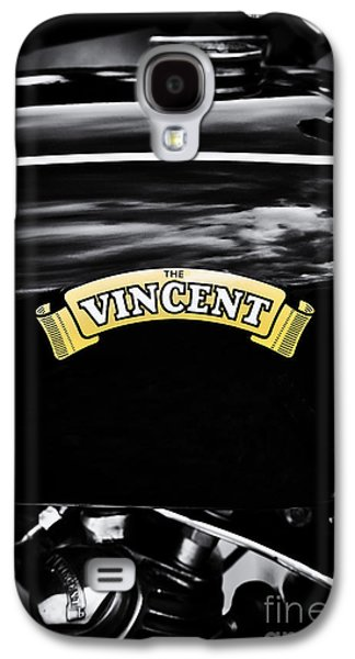 The Vincent Comet Galaxy S4 Case