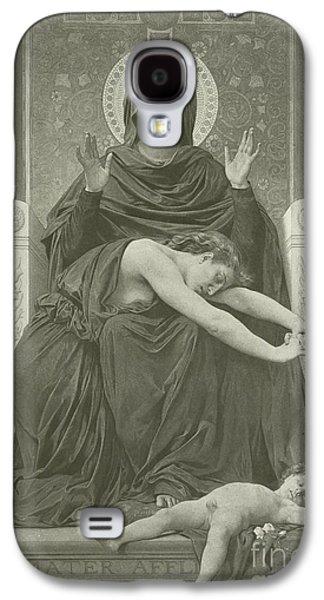 The Virgin Comforter Galaxy S4 Case