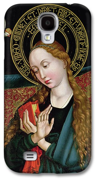 The Virgin From The Annunciation Galaxy S4 Case