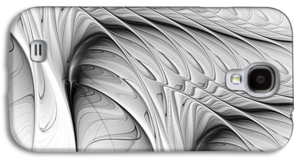 The Wall Galaxy S4 Case by Anastasiya Malakhova