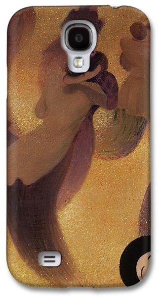 The Waltz Galaxy S4 Case by Felix Vallotton