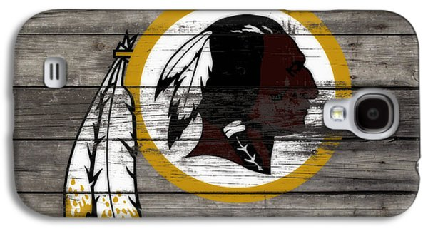 The Washington Redskins 3e Galaxy S4 Case
