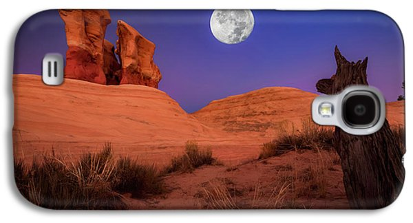 The Watcher Galaxy S4 Case by Edgars Erglis