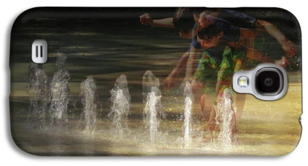 The Water Maestro  Galaxy S4 Case