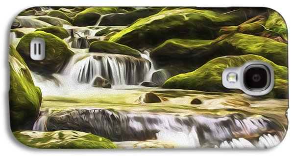 The Water Will II Galaxy S4 Case by Jon Glaser