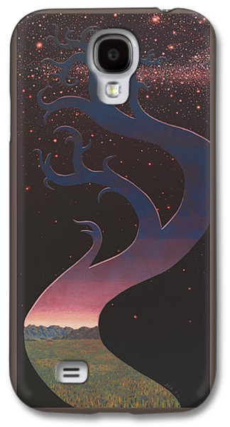 The Wave Galaxy S4 Case