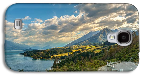 The Way To Glenorchy Galaxy S4 Case by James Udall