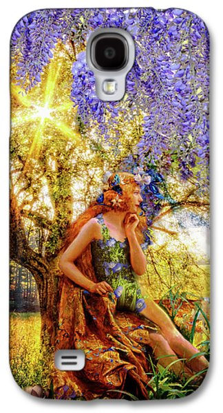 The Weather Sunshine Galaxy S4 Case