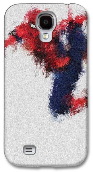 The Web Galaxy S4 Case by Miranda Sether