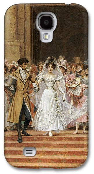 The Wedding Galaxy S4 Case by Frederik Hendrik Kaemmerer