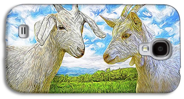 The Whispers Of Goats Galaxy S4 Case