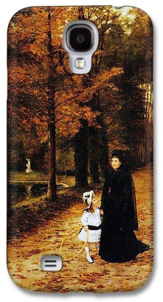 The Widow Galaxy S4 Case by Horace de Callias