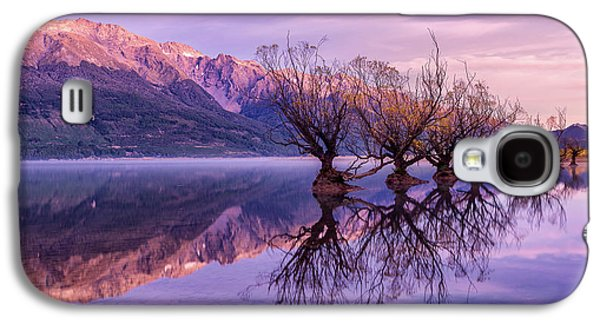 The Willow Whistles Galaxy S4 Case by Kumar Annamalai