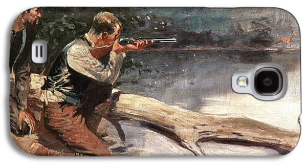 The Winchester Galaxy S4 Case