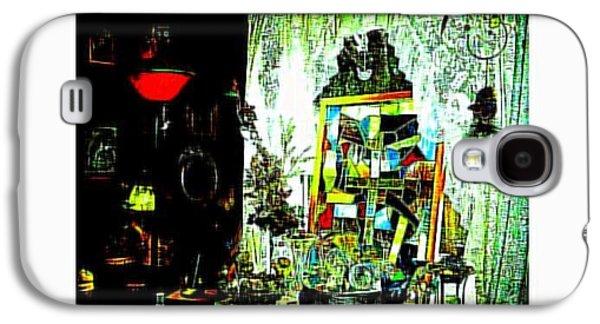 The Window Galaxy S4 Case by YoMamaBird Rhonda