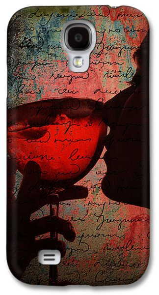 The Wine Diaries Galaxy S4 Case by Greg Sharpe