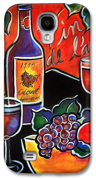 The Wine Of Love Galaxy S4 Case