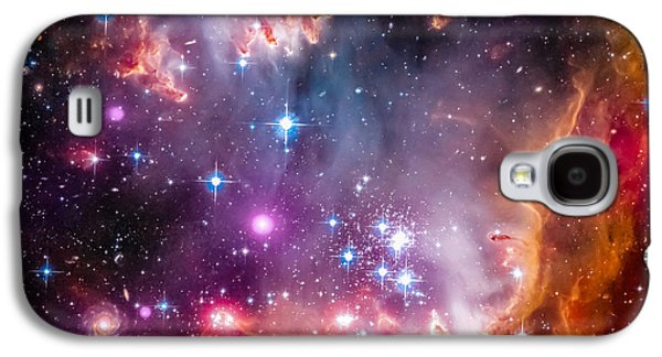 The Wing Of The Small Magellanic Cloud Galaxy S4 Case