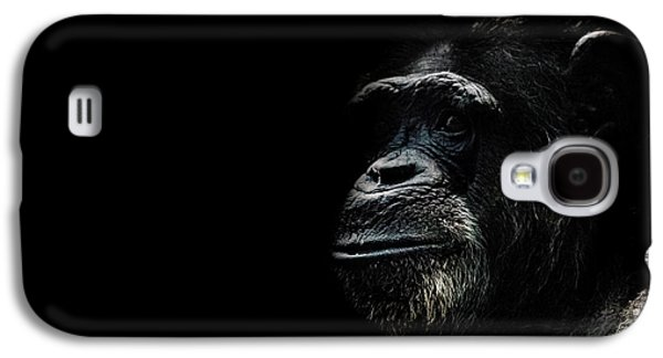 The Wise Galaxy S4 Case by Martin Newman