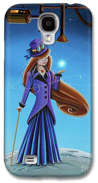 The Wishmaker Galaxy S4 Case by Cindy Thornton
