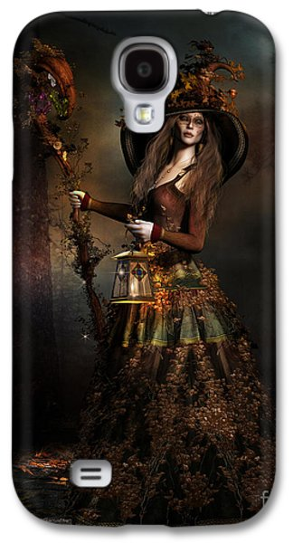 The Wood Witch Galaxy S4 Case by Shanina Conway