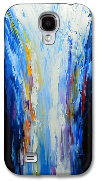 The Word Made Flesh, God Poured Out Galaxy S4 Case