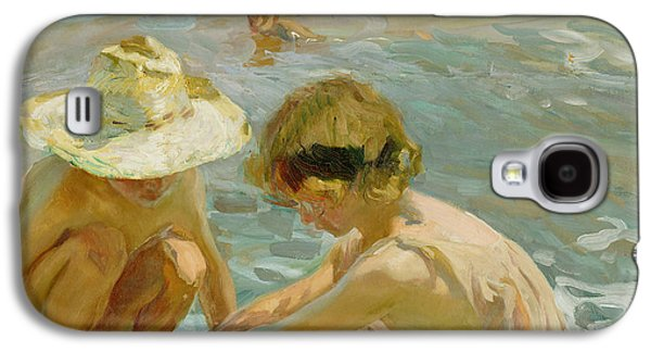 The Wounded Foot Galaxy S4 Case by Joaquin Sorolla y Bastida