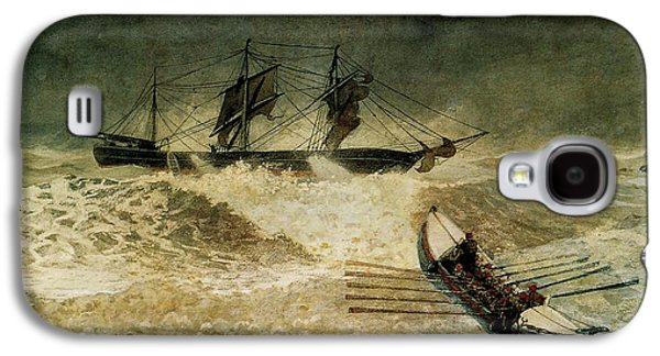 The Wreck Of The Iron Cloud, 1881 Galaxy S4 Case