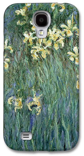 The Yellow Irises Galaxy S4 Case