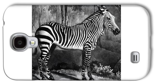 The Zebra Galaxy S4 Case