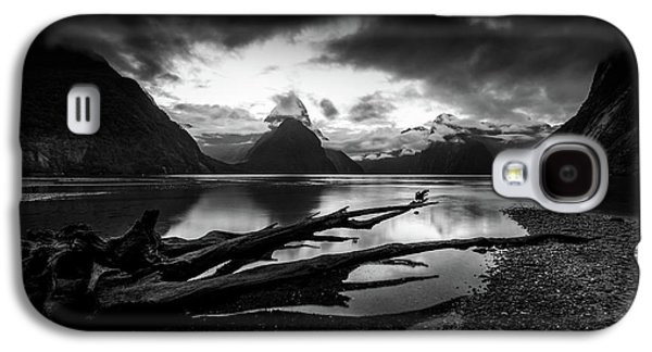The Zen Of The Fiords Galaxy S4 Case by Kumar Annamalai