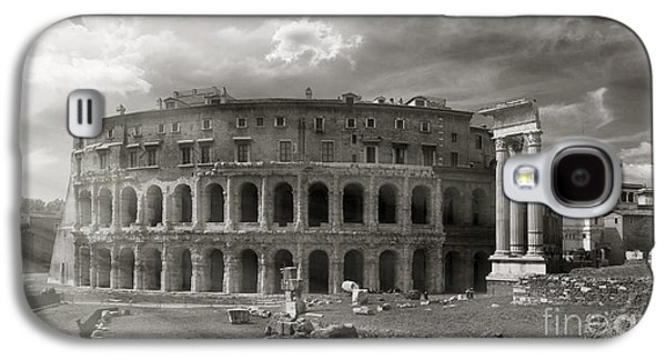 Theatre Of Marcellus Galaxy S4 Case by Stefano Senise
