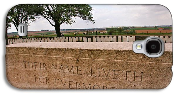 Their Name Liveth For Evermore Galaxy S4 Case