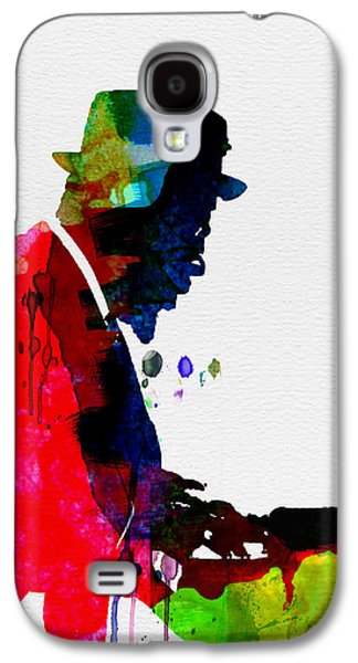 Thelonious Watercolor Galaxy S4 Case