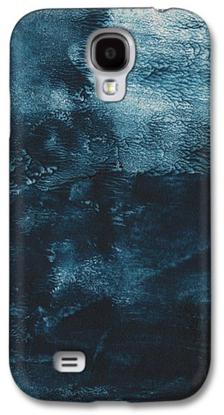 There When I Need You- Abstract Art By Linda Woods Galaxy S4 Case by Linda Woods